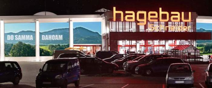 Hagebaumarkt Traunstein